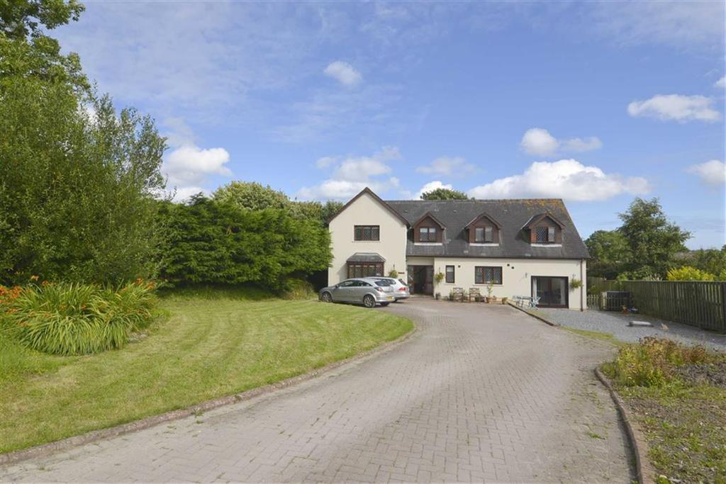 6 Bedrooms House for sale in Holly Lodge, Valley Road, Saundersfoot, Pembrokeshire, SA69