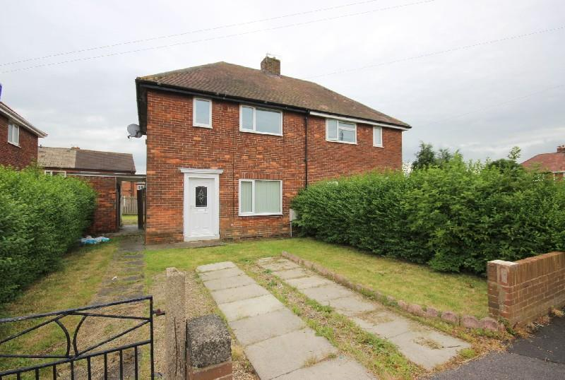 2 Bedrooms Semi Detached House for sale in Riding Hill Great Lumley, Chester Le Street