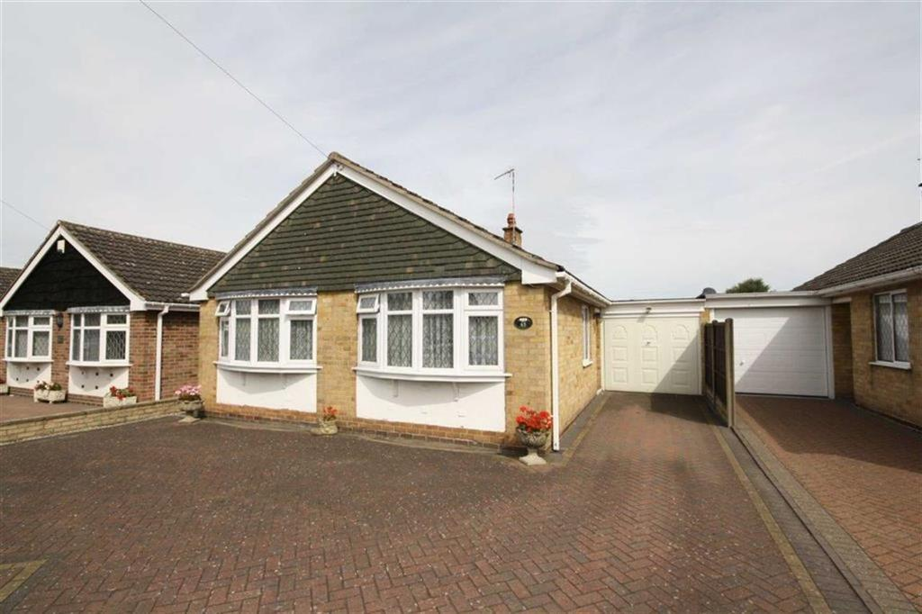 3 Bedrooms Detached Bungalow for sale in Whitestone Road, Nuneaton