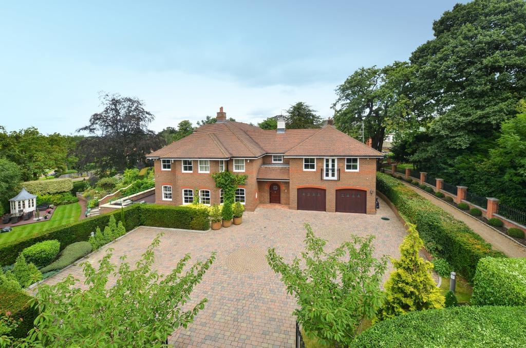 6 Bedrooms Detached House for sale in Wilderness Road Chislehurst BR7