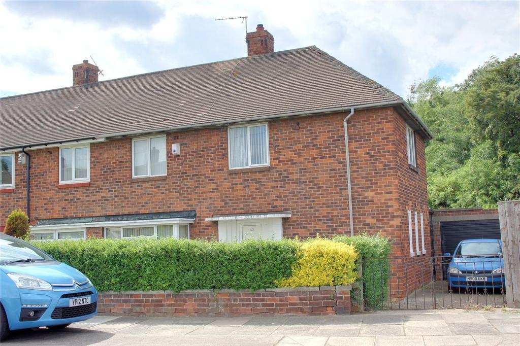 3 Bedrooms End Of Terrace House for sale in Sunningdale Road, Middlesbrough