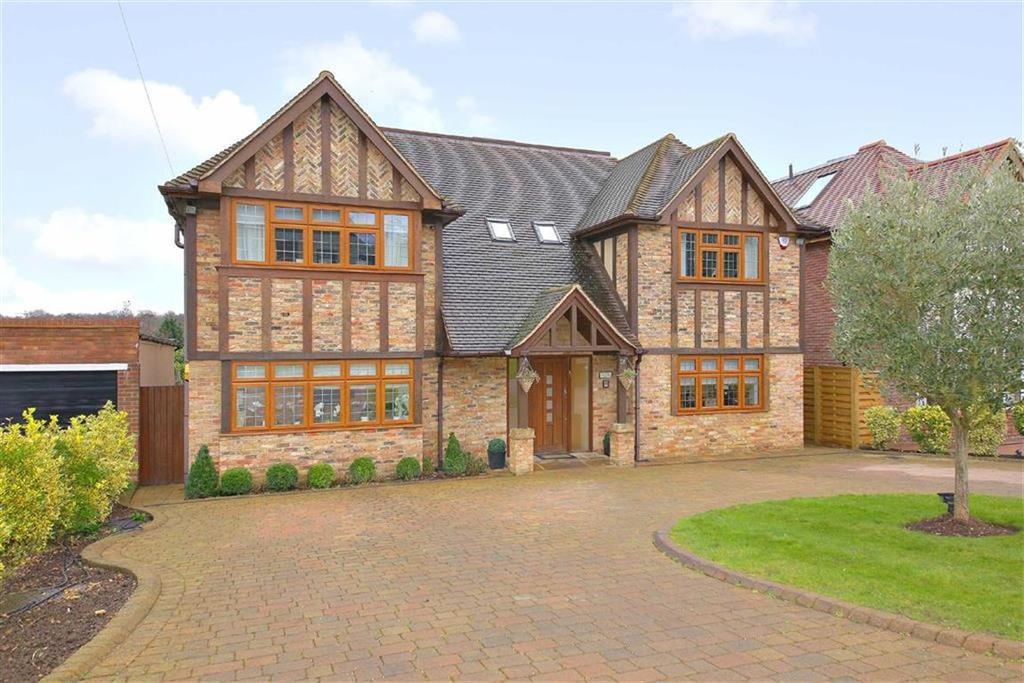 6 Bedrooms Detached House for sale in Goodyers Avenue, Radlett, Hertfordshire