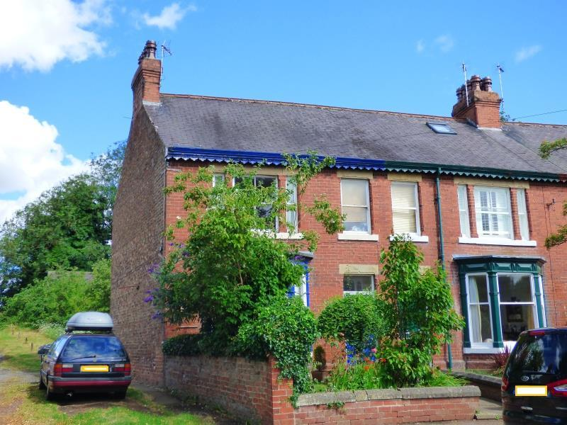 4 Bedrooms End Of Terrace House for sale in COLLEGE ROAD, RIPON, HG4 2HA