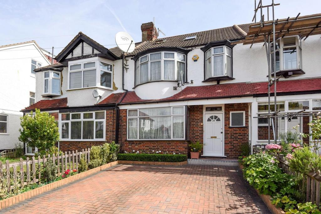 4 Bedrooms Terraced House for sale in Berrylands, Raynes Park, SW20