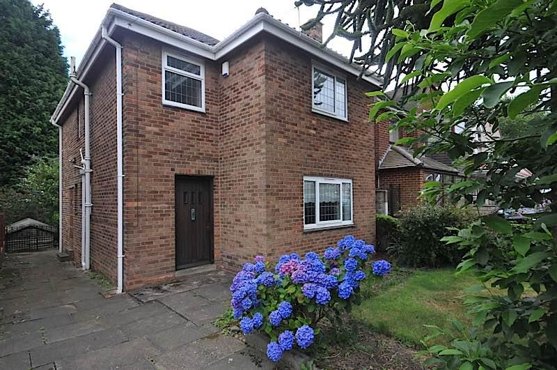 3 Bedrooms Detached House for sale in DUDLEY - St Michael's Grove