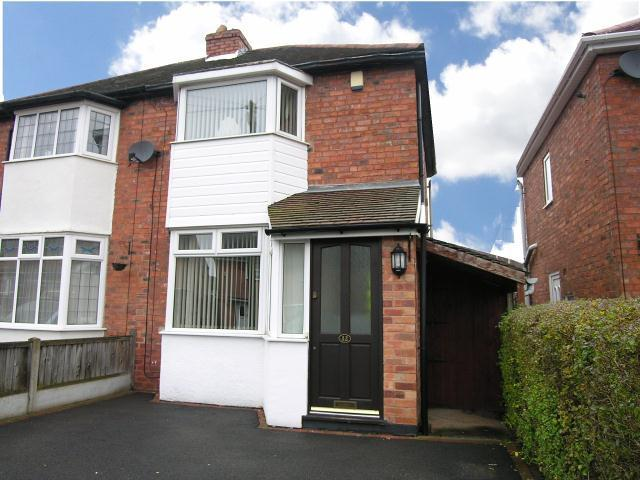 2 Bedrooms Semi Detached House for sale in High Street,Clayhanger,Walsall
