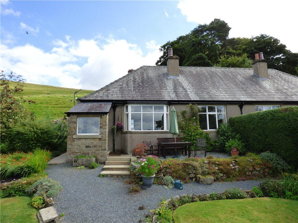3 Bedrooms Semi Detached Bungalow for sale in The Bungalows, The Riddings, Long Preston, Skipton