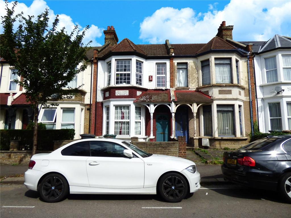 4 Bedrooms Terraced House for sale in Abbotts Park Road, Leyton, E10