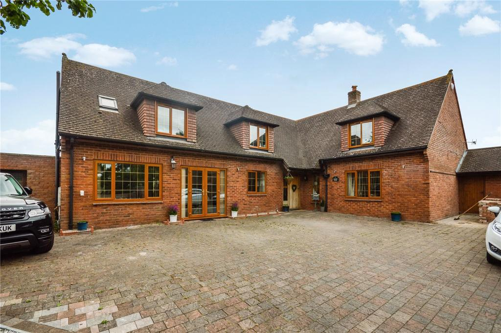 5 Bedrooms House for sale in Main Street, Mudford, Yeovil, Somerset, BA21