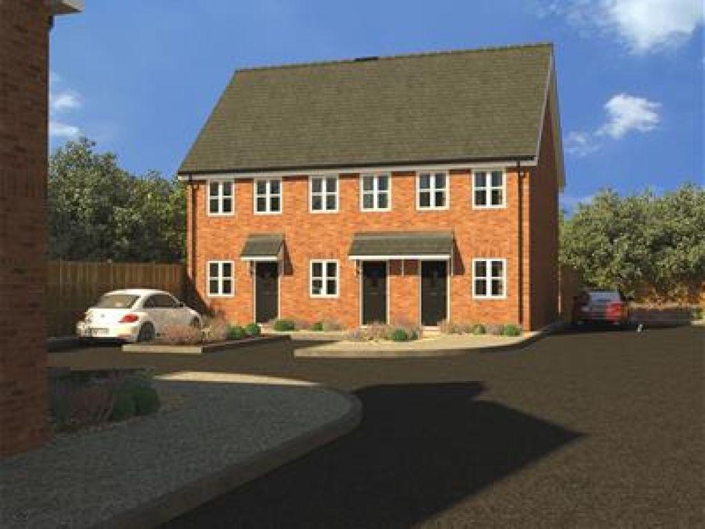2 Bedrooms Semi Detached House for rent in Northolme Gardens, Hessle