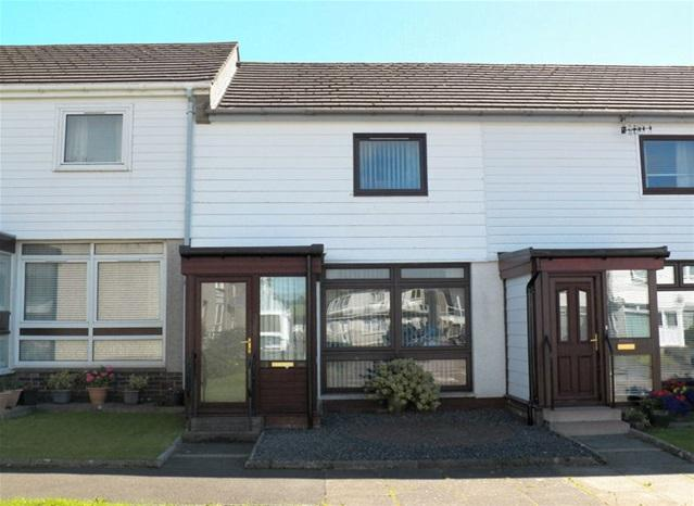 2 Bedrooms Terraced House for sale in 19 Castleacres, Campbeltown, PA28 6SJ
