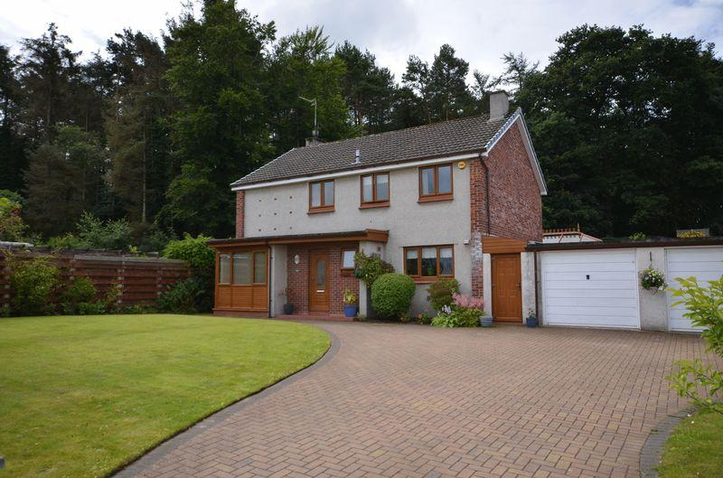 4 Bedrooms Detached Villa House for sale in Bathurst Drive, Alloway, Ayr