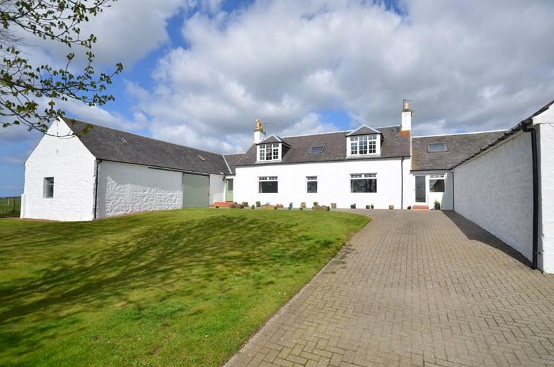 3 Bedrooms Country House Character Property for sale in Dykes Farm, by Annbank, KA6 5AP
