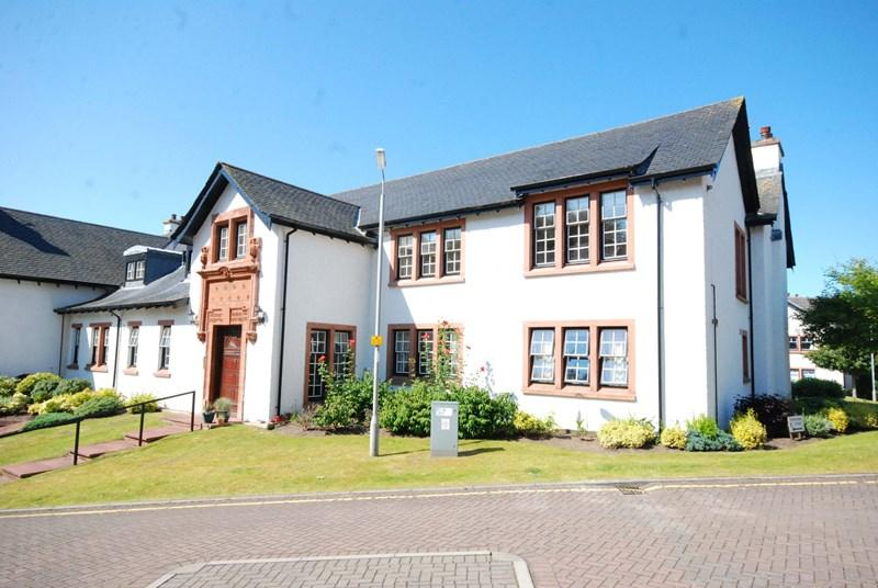 3 Bedrooms Apartment Flat for sale in 5C Towans Court, Prestwick, KA9 2AY