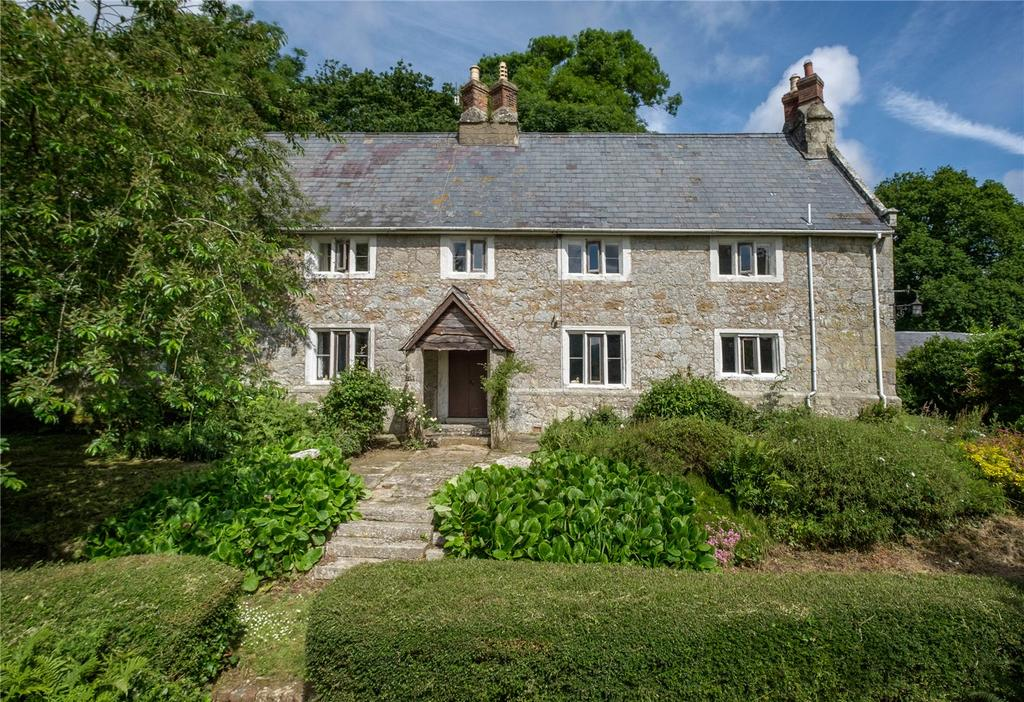 4 Bedrooms Detached House for sale in Redhill Lane, Wroxall, Ventnor, Isle of Wight, PO38