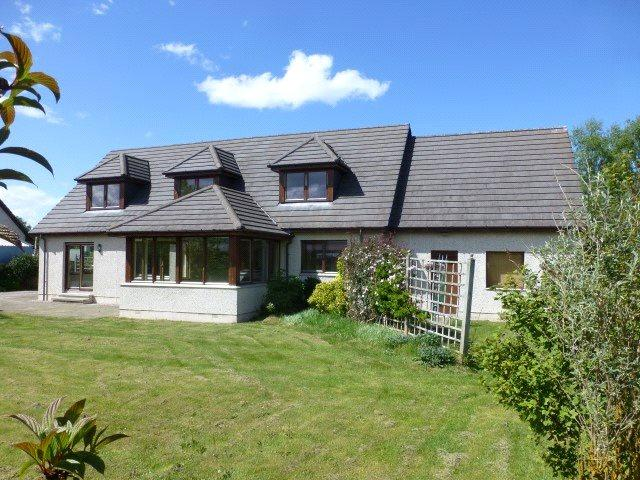 5 Bedrooms Detached House for sale in Easter Woodside, Kinloss, Forres, Moray, IV36