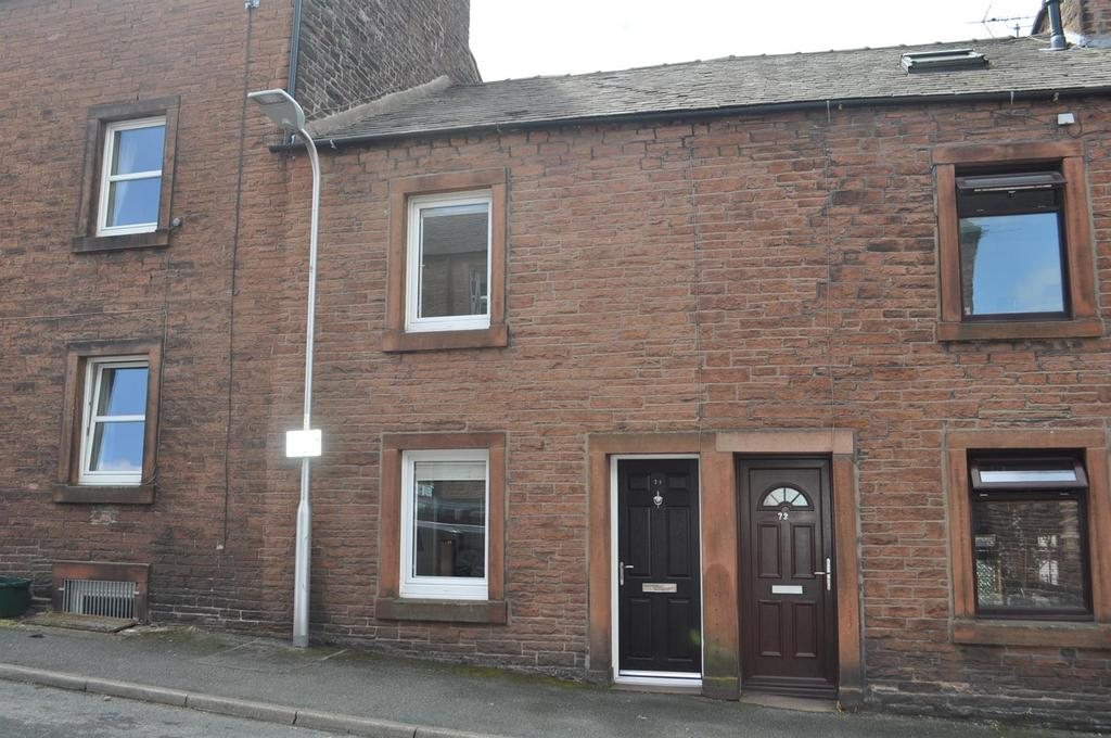 2 Bedrooms Terraced House for sale in Brougham Street, Penrith