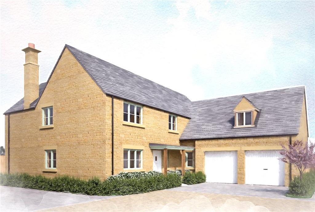 5 Bedrooms Detached House for sale in Station Road, Chipping Campden, GL55