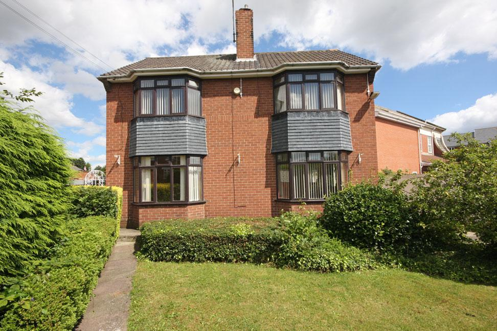 3 Bedrooms Detached House for sale in Pelaw Bank, Chester-le-Street DH3 3TJ