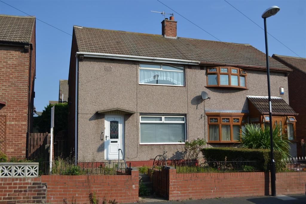 2 Bedrooms Semi Detached House for sale in Lichfield Road, Southwick, Sunderland