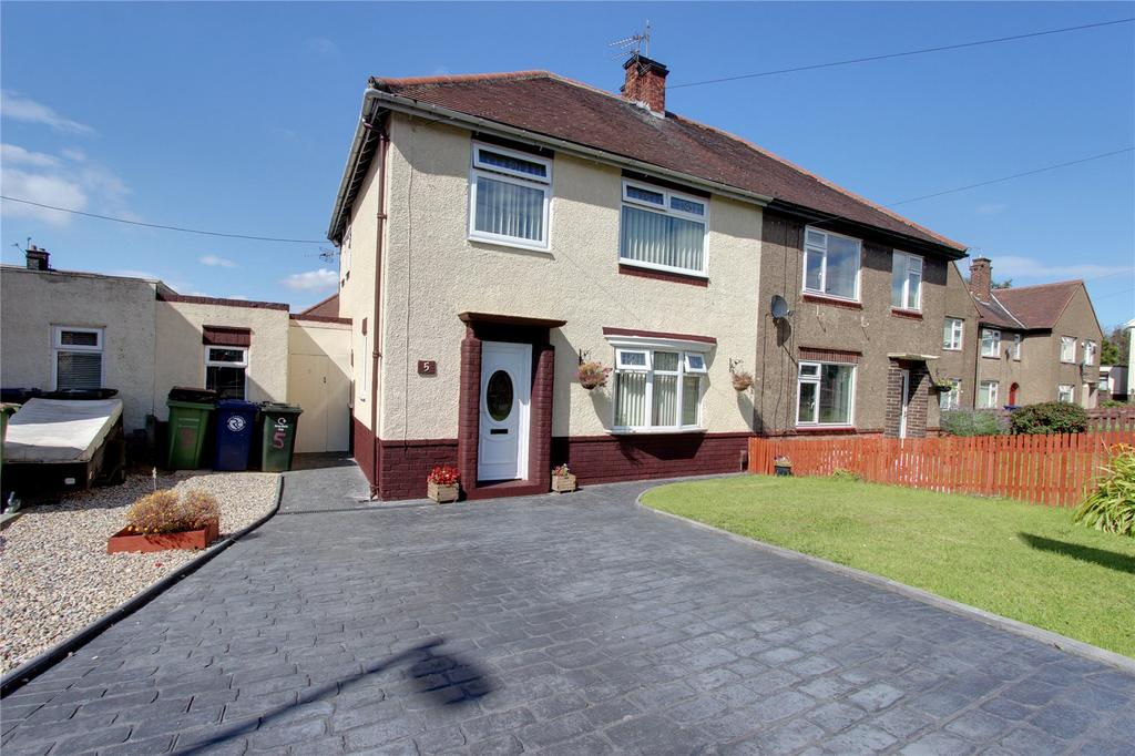 3 Bedrooms Semi Detached House for sale in Yearby Close, Eston