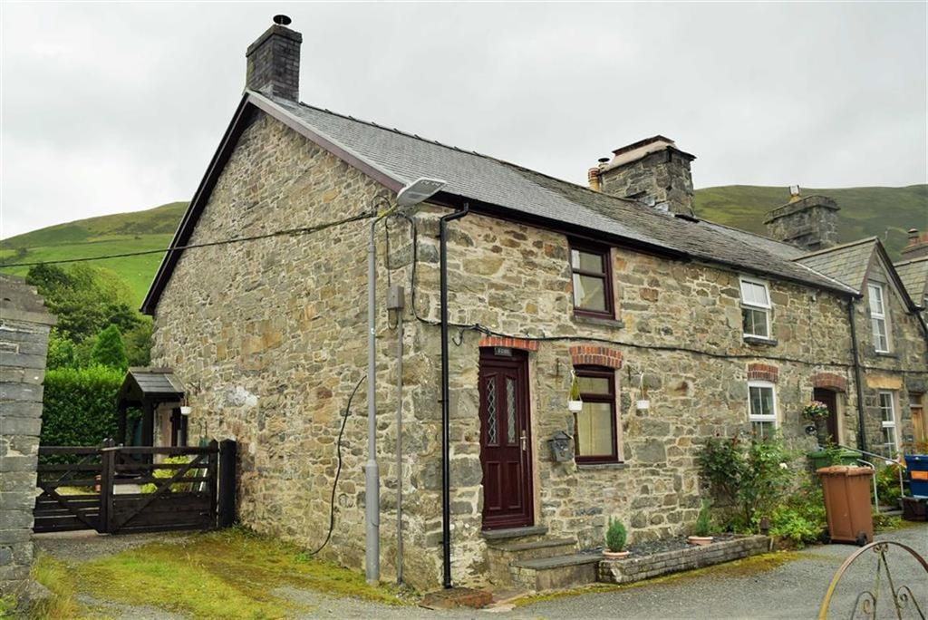 2 Bedrooms End Of Terrace House for sale in The Fron, Mallwyd, Nr Machynlleth, SY20