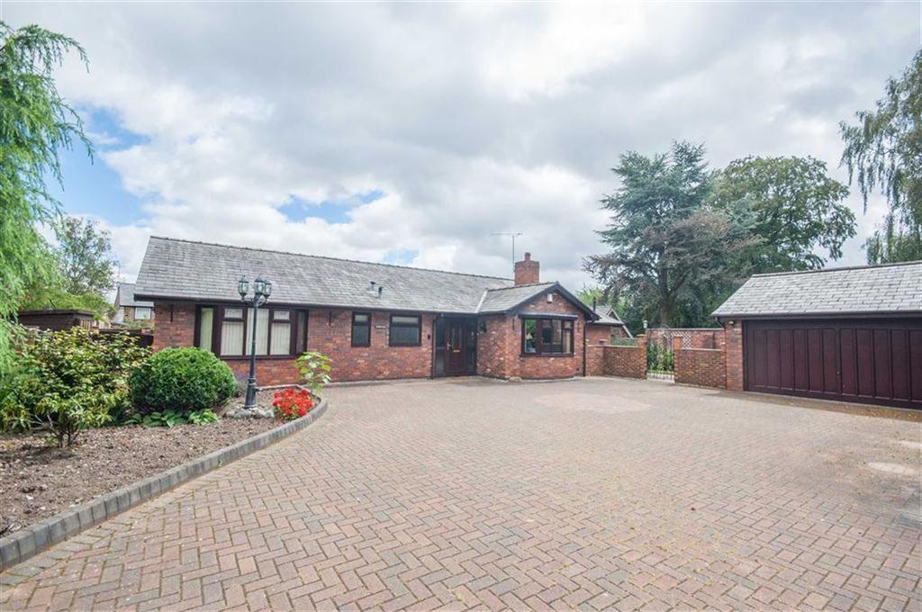 3 Bedrooms Detached Bungalow for sale in Warren Hall Court, Broughton, Flintshire, Chester