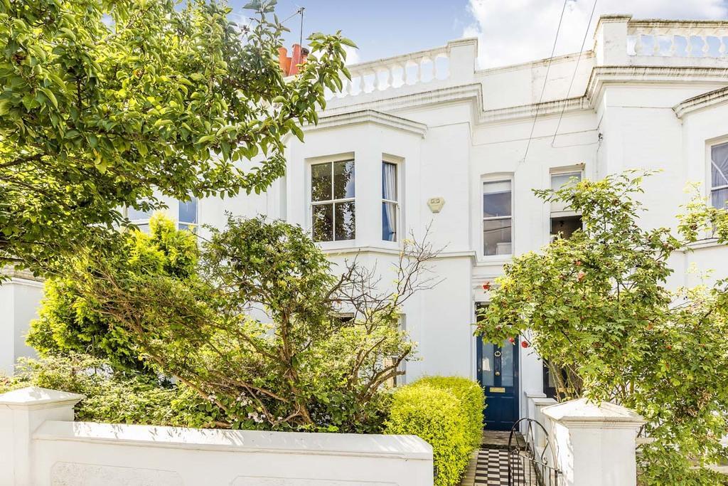 3 Bedrooms Terraced House for sale in St Elmo Road, Shepherds Bush, London, W12