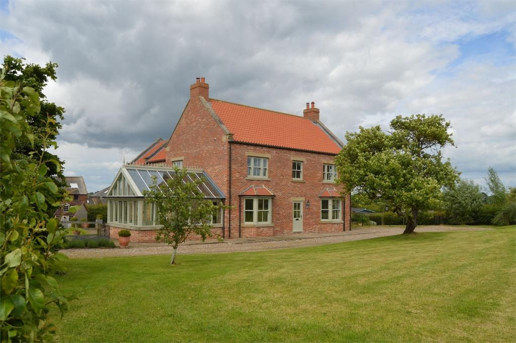 5 Bedrooms Detached House for sale in Seamer, Middlesbrough, North Yorkshire