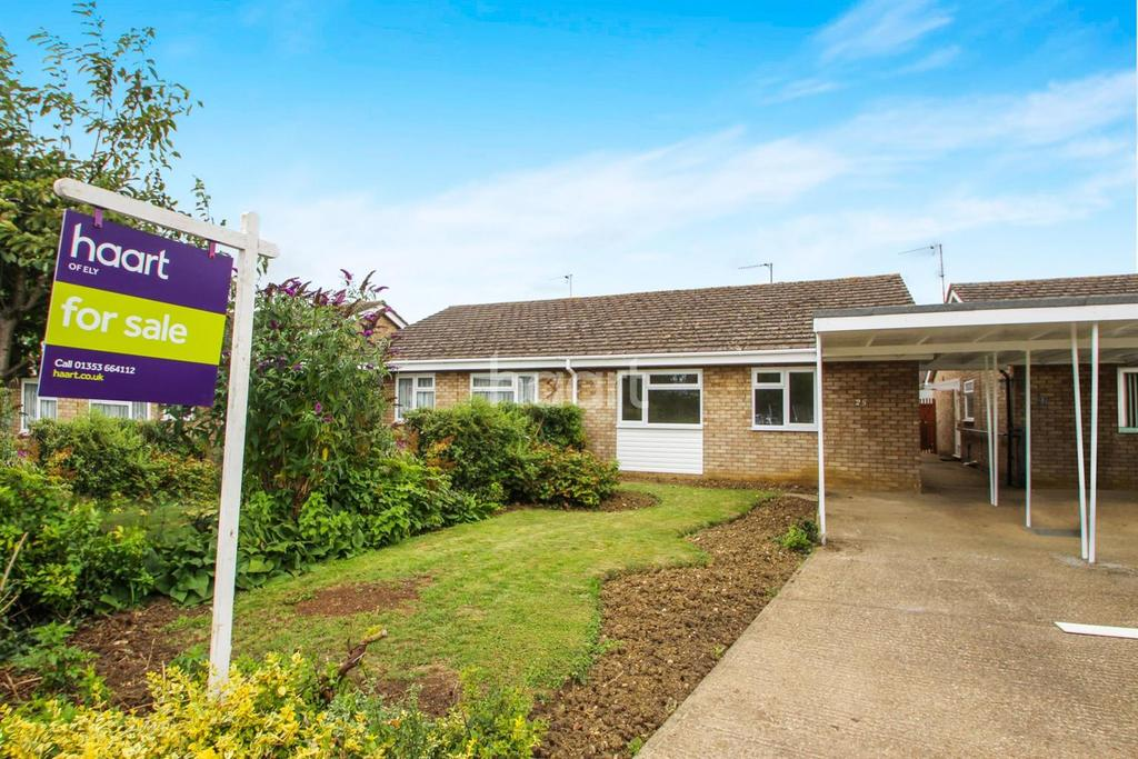 2 Bedrooms Bungalow for sale in Church View, Witchford
