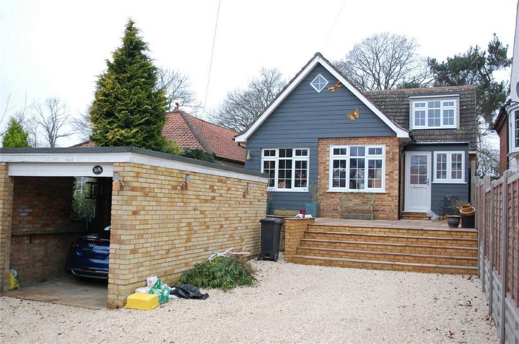 4 Bedrooms Detached Bungalow for sale in Rosecroft Lane, WELWYN, Hertfordshire