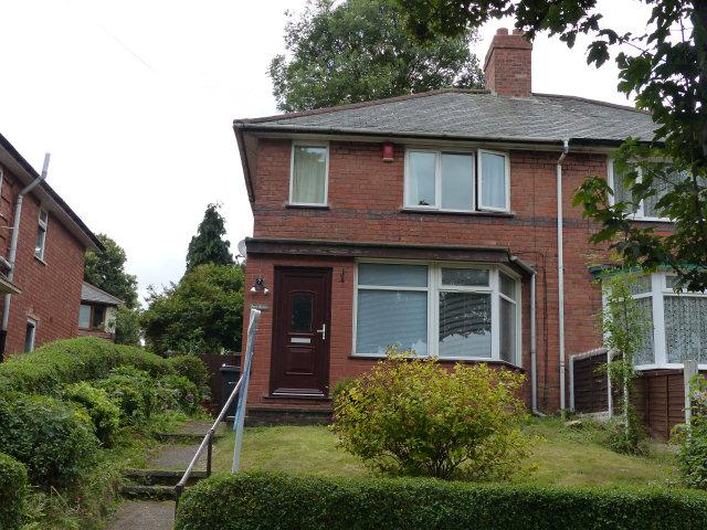 3 Bedrooms Semi Detached House for sale in Edgware Road,Erdington,Birmingham