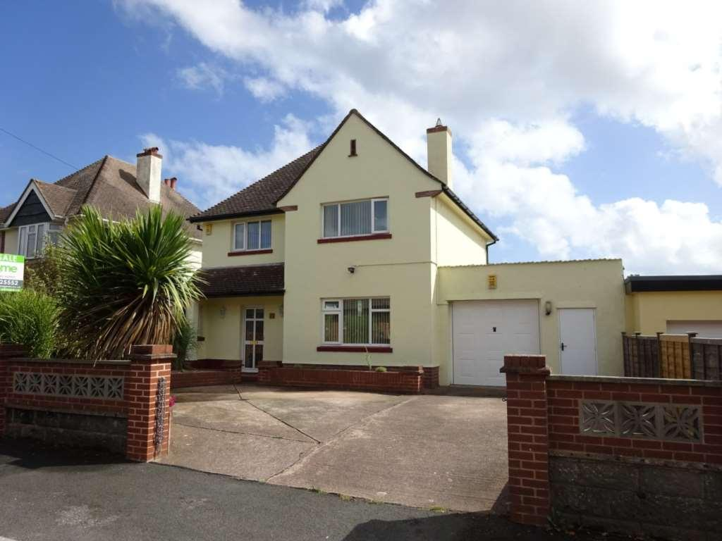 4 Bedrooms Detached House for sale in Featherbed Lane, Exmouth
