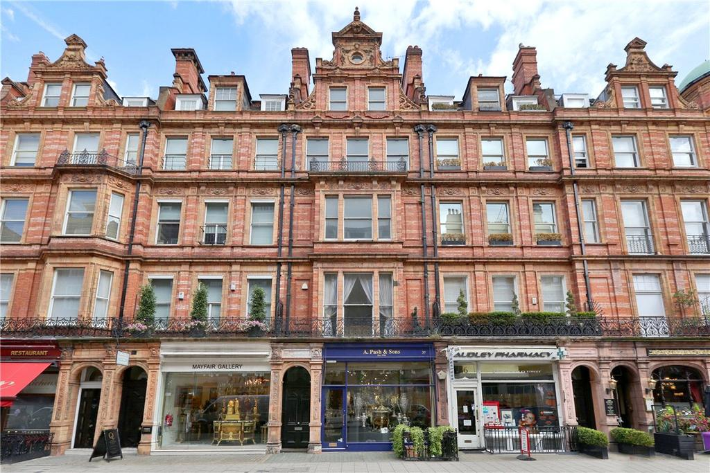 5 Bedrooms Maisonette Flat for sale in South Audley Street, London, W1K