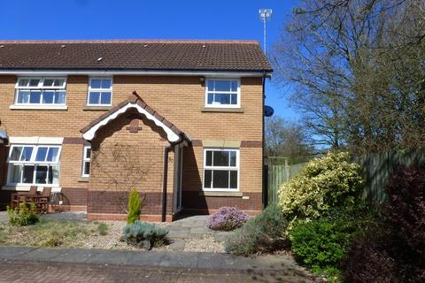 1 bedroom end of terrace house to rent - Kilsby Grove, Solihull