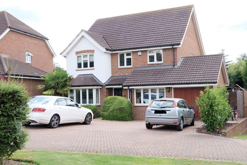 4 Bedrooms Detached House for sale in Curates Walk, Wilmington