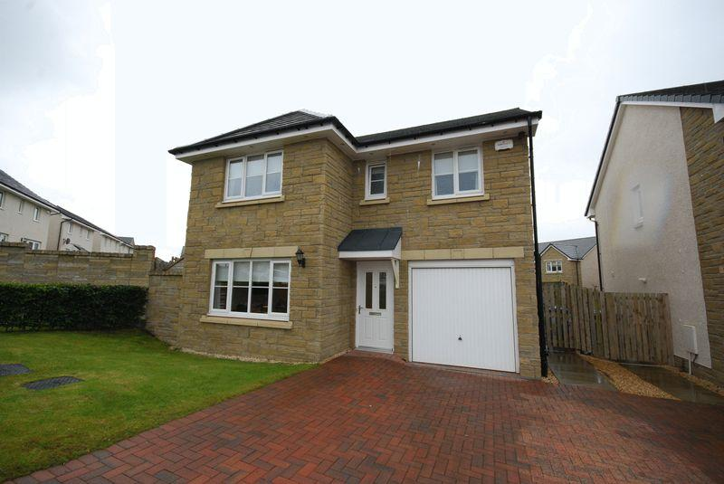 4 Bedrooms Detached House for sale in 1 Hayfield Drive, Stewarton, KA3 3DR, Ayrshire