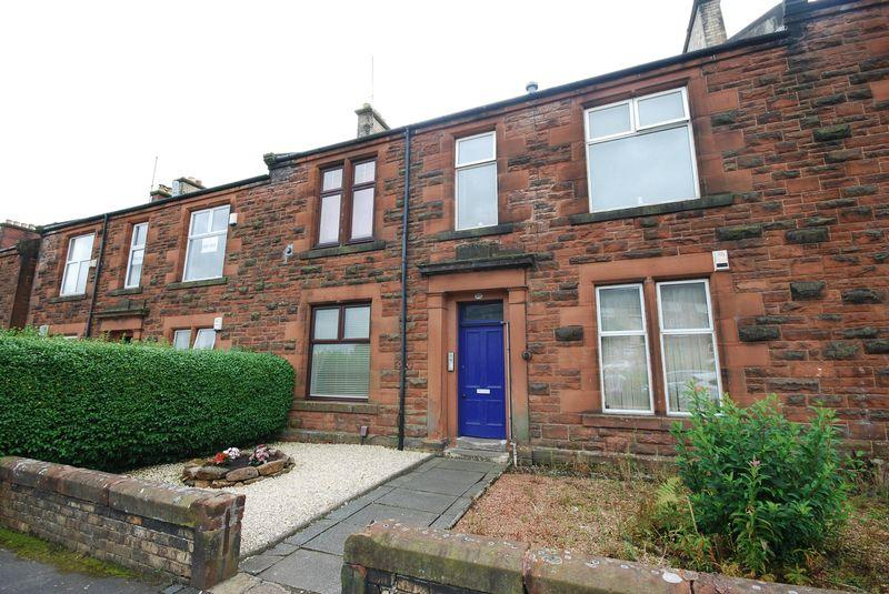 1 Bedroom Apartment Flat for sale in Yorke Place, Kilmarnock