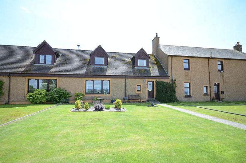 4 Bedrooms Terraced House for sale in 2 Muggersland Burn, CRAIGIE, KA1 5HX, Ayrshire