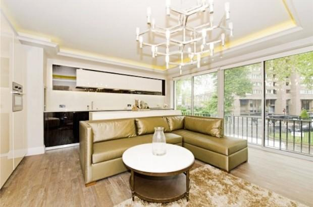 4 Bedrooms Terraced House for sale in Norfolk Crescent , Hyde Park, W2