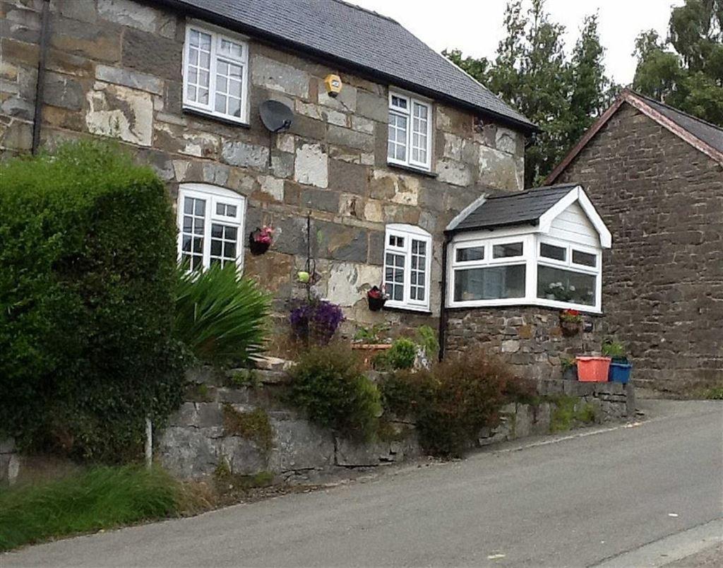 3 Bedrooms Semi Detached House for sale in Rock Terrace, Llan, Llanbrynmair