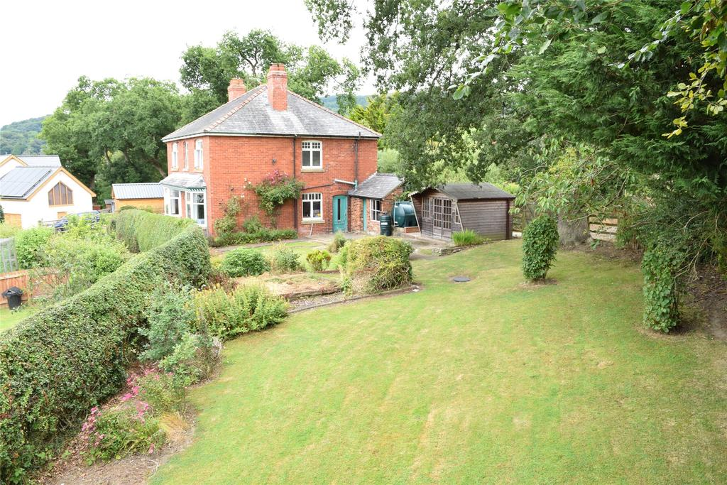 5 Bedrooms Detached House for sale in Cae Boncyn Lane, Llanfyllin, Powys