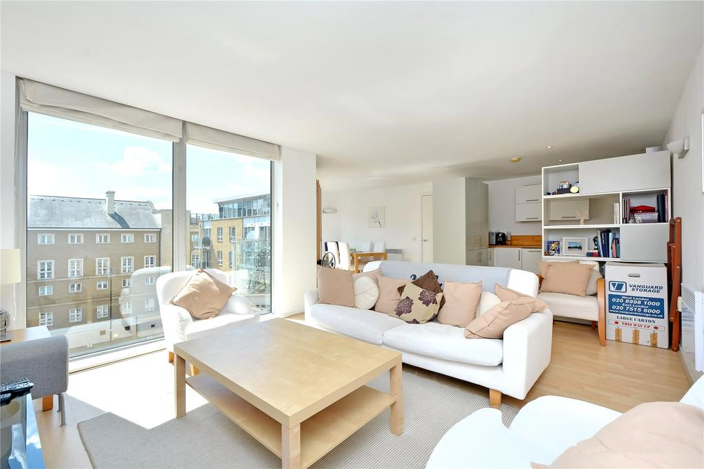2 Bedrooms Flat for sale in Ionian Building, 45 Narrow Street, London