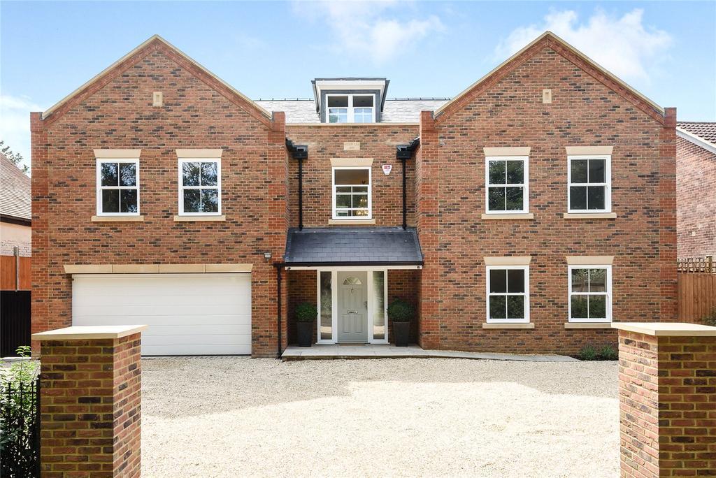 6 Bedrooms Detached House for sale in Tilehurst Lane, Binfield, Berkshire