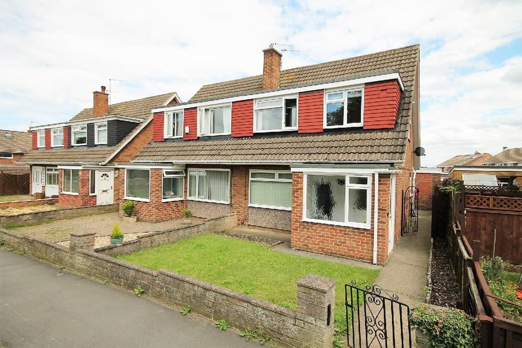 3 Bedrooms Semi Detached House for sale in Harrowgate Lane, Bishopsgarth