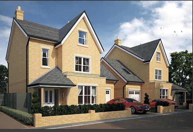 5 Bedrooms Detached House for sale in Westwood Park, Woodlands, Beverley, HU17