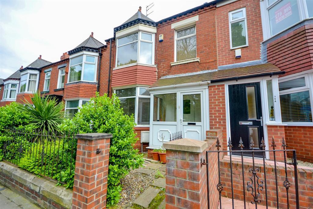 3 Bedrooms Terraced House for sale in The Westlands, High Barnes, Sunderland