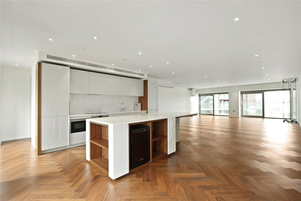 3 Bedrooms Flat for sale in Embassy Gardens, 8 New Union Squar, Nine Elms, London, SW11