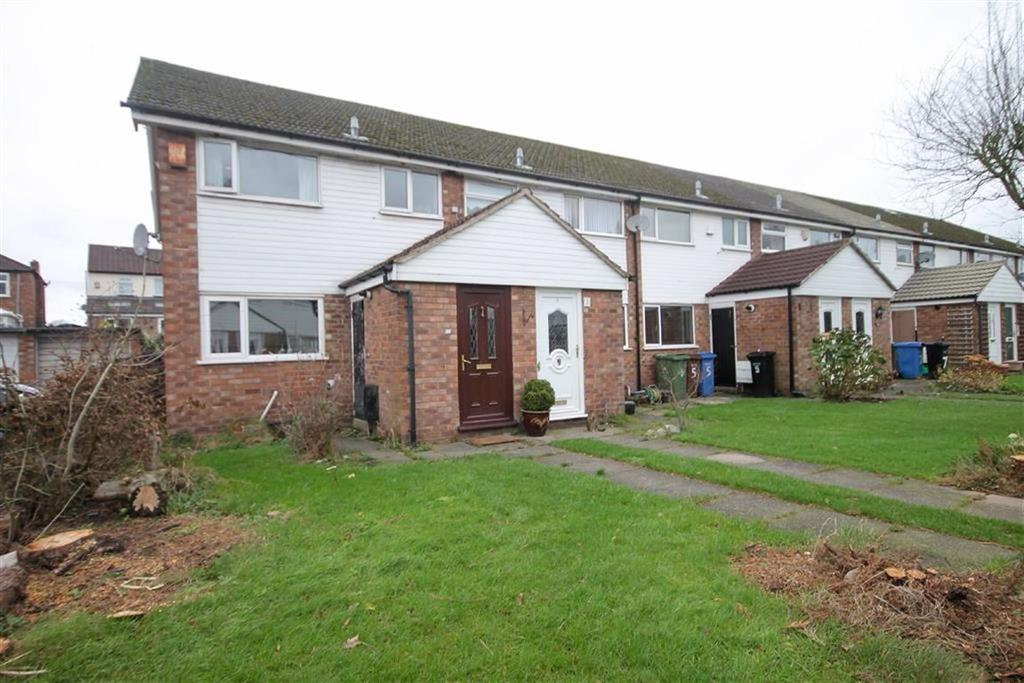 3 Bedrooms End Of Terrace House for sale in Woodstock Green, South Reddish, Stockport