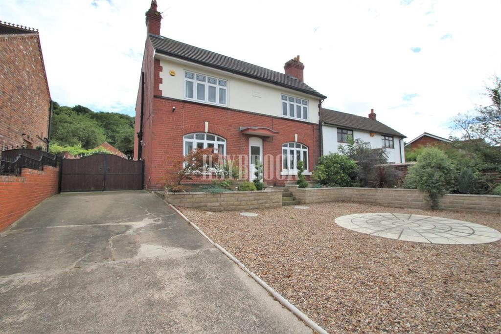 4 Bedrooms Semi Detached House for sale in Denaby Lane, Old Denaby